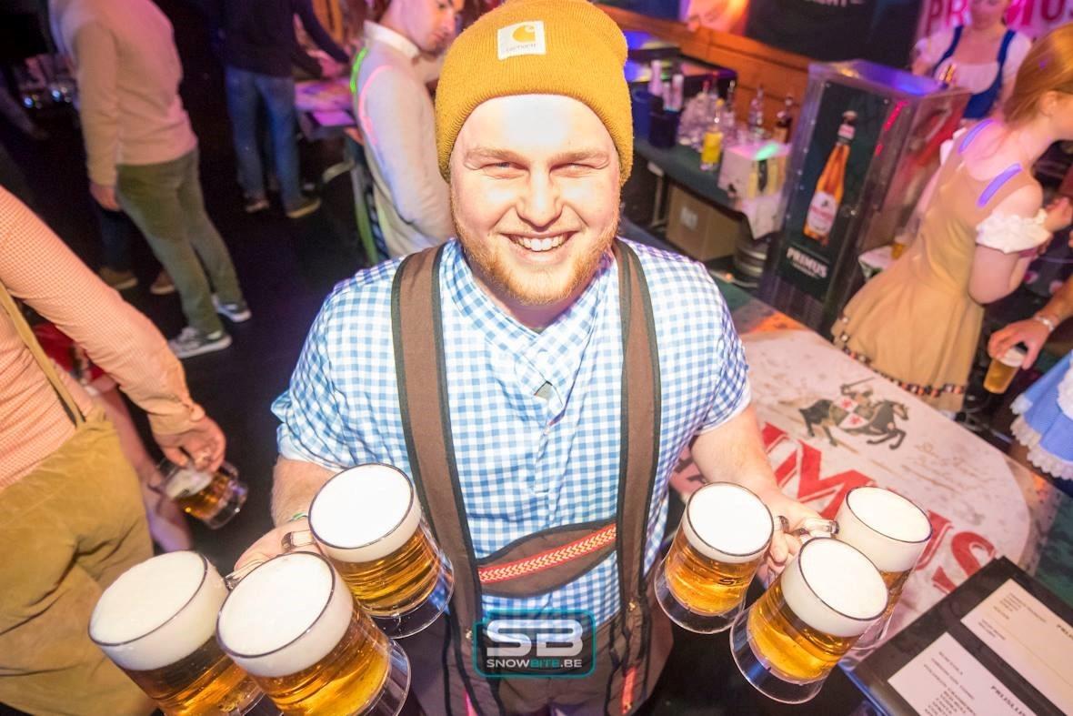 OKTOBERFEST#Zoals het moet zijn met bier und wurst
