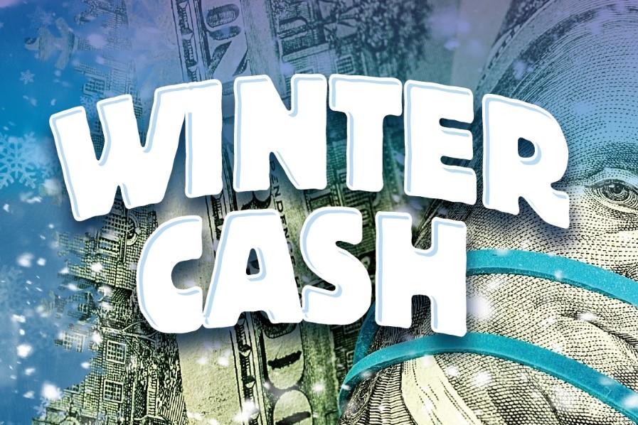 €500 CASH # zoek en vind cash tijdens de partyweek