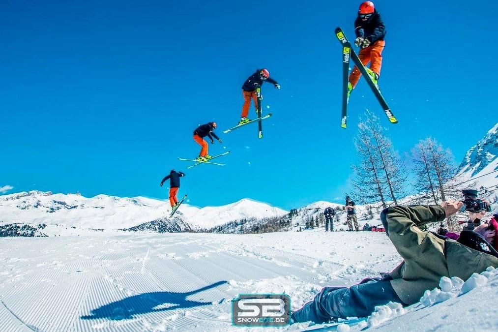 DREAM 1: BIG AIR SHOW #spectaculaire jumps en grabs