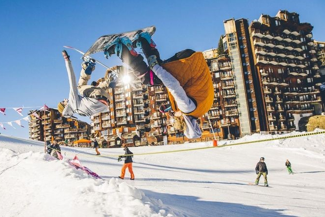 CONCEPTUELE VERWENNERIJ# leuke activiteiten voor en na de wintersport