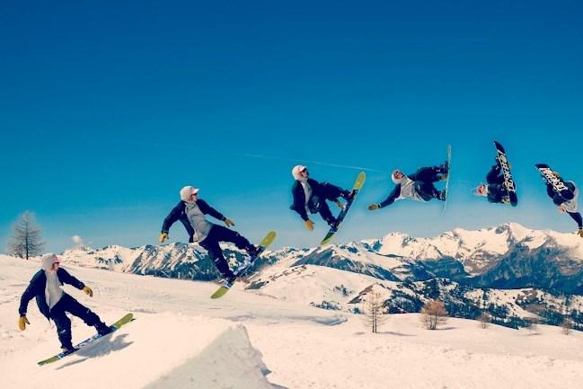 GRATIS FREESTYLE LESSEN# Gegeven door de allerbeste freestyle skiërs en snowboarders van België en omstreken