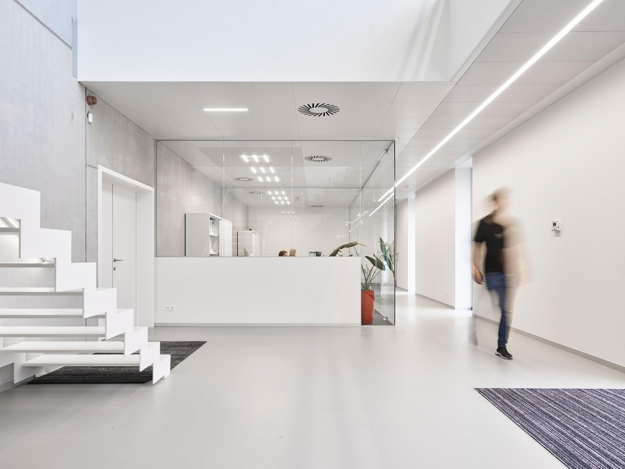 TSVB bedrijfsgebouw als referentie