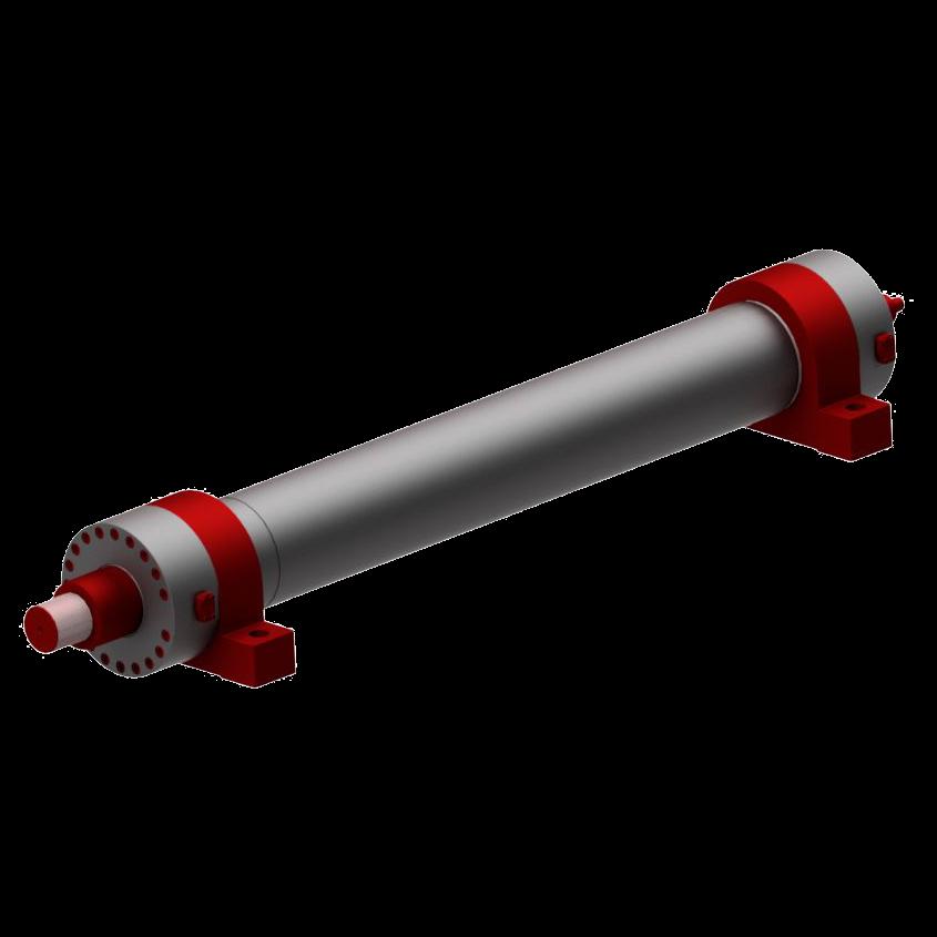 Standaard ISO6022 (250 bar)