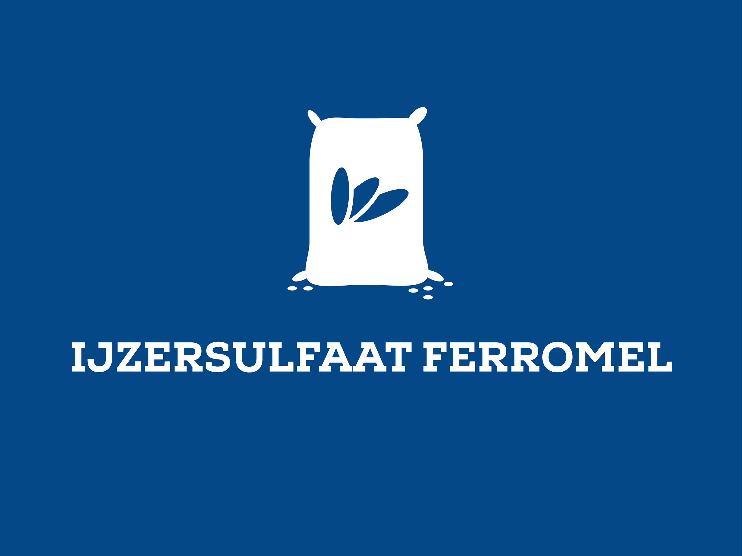 Ijzersulfaat Ferromel