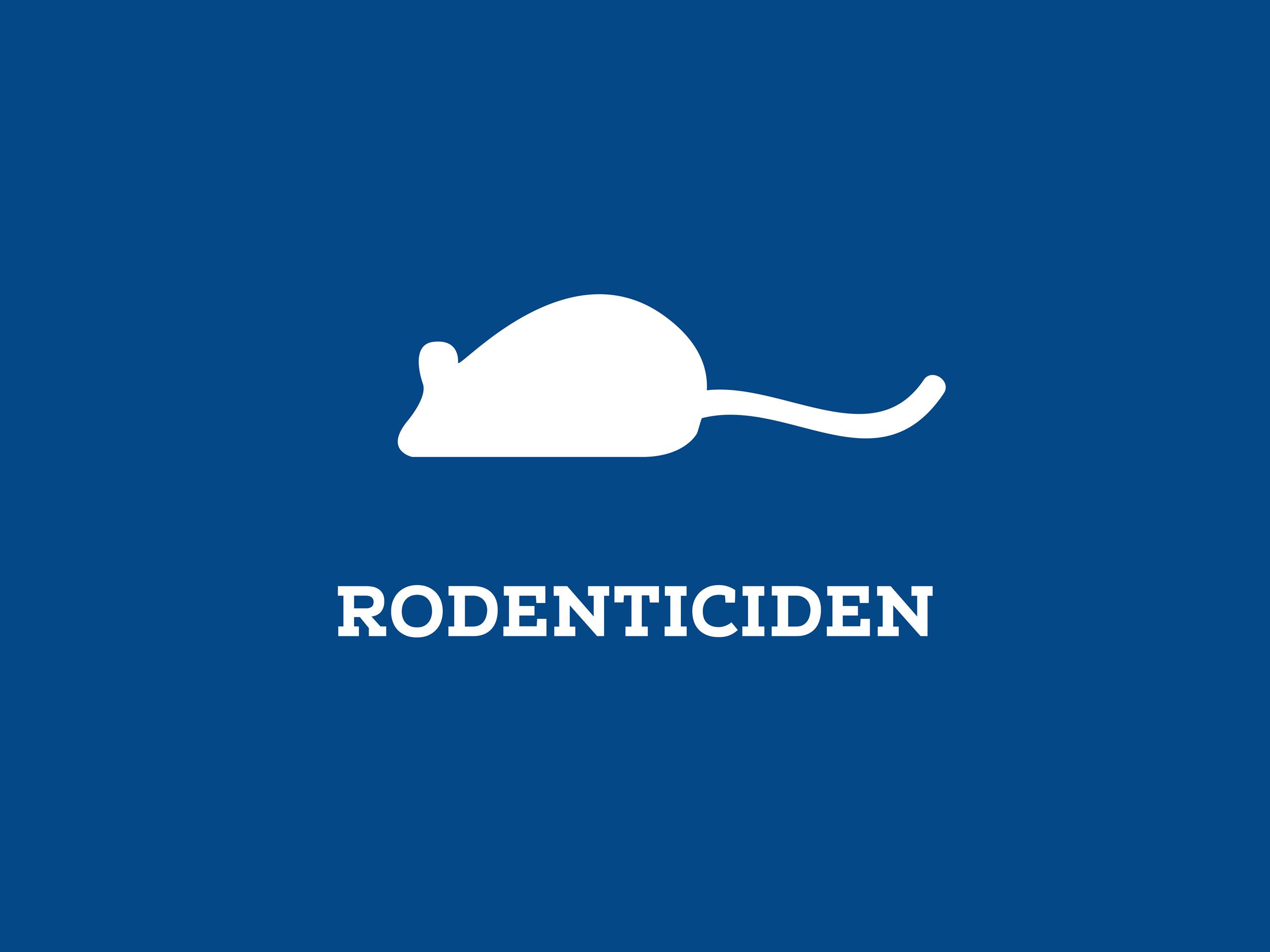 Rodenticiden