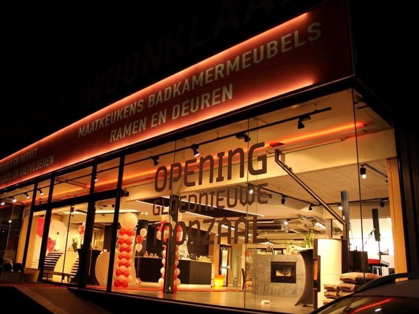 Grandioze opening Woonklaar 9 november 2019